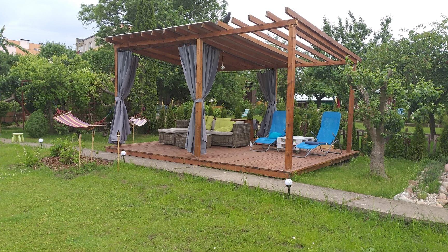 Blog Zasłony Do Altany Ogrodowej Z Kodury 600d Tukan